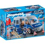 Playmobil 9236 - City Action : Fourgon de policiers