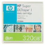 HP C7980A - Cartouche DLT 160/320 Go