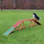 Trixie Agilité pour chiens Activité Dogwalk Dog Agility