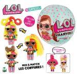 GP Toys Boule L.O.L. Surprise - Poupée Hairvibes