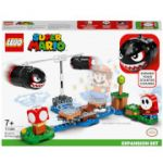 Lego Ensemble d'extension Barrage de Bill Bourrins Mario 71366