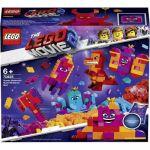 Lego Movie 2 70825 - La boîte à construire de la Reine Watevra ! -