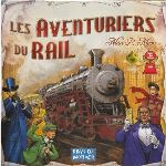 Days of Wonder Les Aventuriers du rail USA