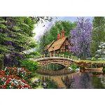 Castorland Puzzle Le cottage de la rivière 1000 pièces