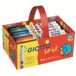 Giotto Schoolpack de 36 feutres Maxi pour bébé