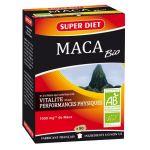 Super Diet Maca bio 90 comprimés - Vitalité et performance physique