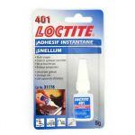 Loctite 401 Adhésif instantané multi-usages 5 g