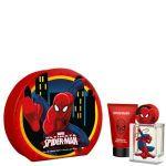 Spider-Man - Coffret eau de toilette et gel douche