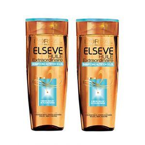 L'Oréal Elsève Shampooing Huile Extraordinaire Nutrition Soleil 250 ml
