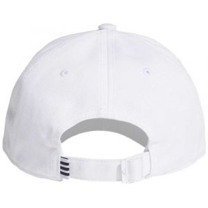 Adidas Casquette Baseball 3-Stripes Twill Blanc - Taille M;L