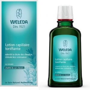 Weleda Lotion Capillaire Tonifiante Bio 100 ml