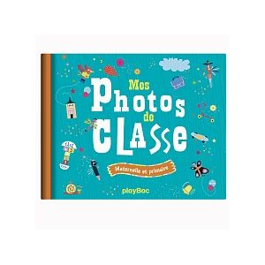 Play Bac PlayBac - Mon album photos de classe