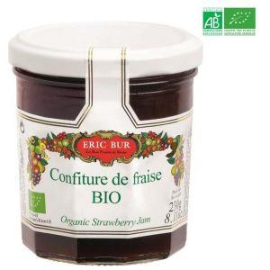 Eric Bur Confiture de Fraises Bio 230 g