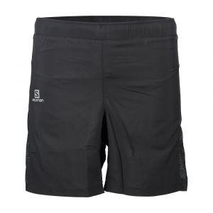 """Salomon """" Agile - Short running Homme - 7"""" noir XL Pantalons course à pied"""""""
