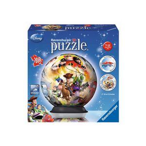Ravensburger PuzzleBall Héros 108 pièces