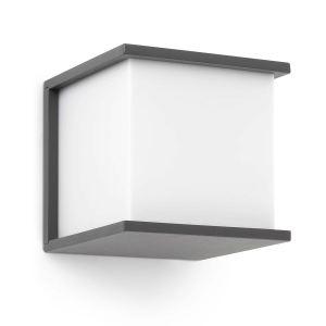 Faro 70689 - Applique extérieure Kubick en fonte d'aluminium