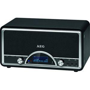 AEG NDR 4378- Rétro radio numérique avec Bluetooth