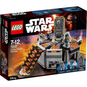 Lego 75137 - Star Wars : Chambre de congélation carbonique