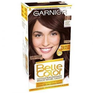 Garnier Belle Color Terre de Soleil - Coloration permanente n°3.23 Chatain foncé