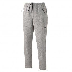 Adidas Performance Pantalon Stadium gris, vêtements homme