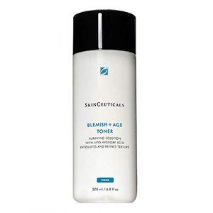 SkinCeuticals Blemish Age Toner - Lotion Tonique Purifiante et Exfoliante - 200 ml