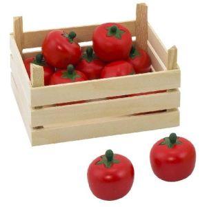 Goki 51676 - Tomates dans une cagette