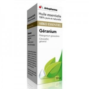 Arkopharma Arko Essentiel : Géranium - Huile essentielle