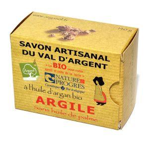 Argasol Savon bio Argile 140g