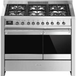 Smeg A2PY-81 - Piano de cuisson gaz