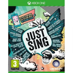 Just Sing sur XBOX One