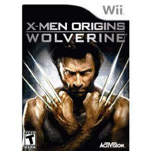 X-Men Origins : Wolverine [Wii]