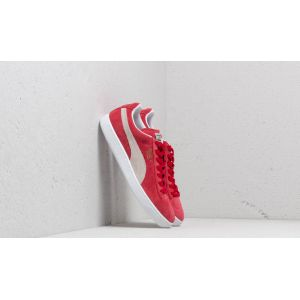 Puma Suede Classic+ - Baskets mode - Mixte Adulte - Rouge (Red/White 05) - 42 EU