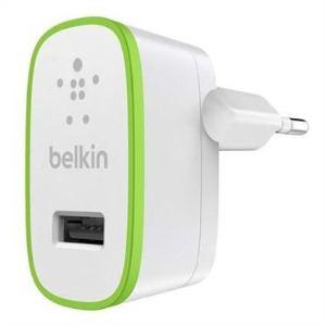 Belkin F8J040VFWHT - Chargeur secteur USB pour iPhone iPad iPod