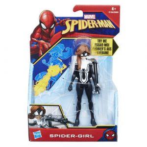 Hasbro Figurine à fonction 15 cm - Spider-Man - Spider-Girl