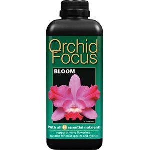 Growth Technology Ltd engrais orchidee floraison Orchid Focus Bloom 1L