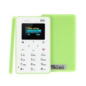 Yonis Y-tpfcb - Téléphone portable extra fin format carte bleue