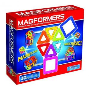 Toyland Magformers - 12 triangles + 18 squares