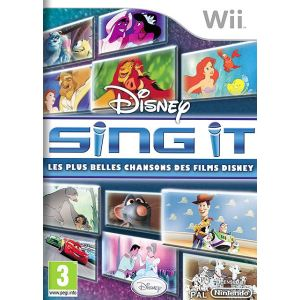 Disney Sing it + Micro [Wii]