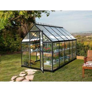Chalet et Jardin Victorienne 106 - Serre de jardin en alu et polycarbonate 5,73 m2