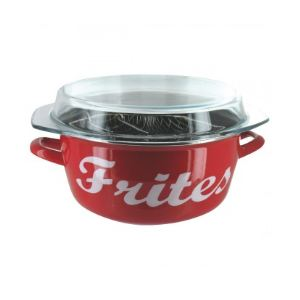 Baumalu 311138 - Friteuse traditionnelle 26 cm