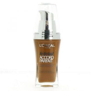 L'Oréal Fond de teint Accord Parfait unifiant doré foncé (10.D)