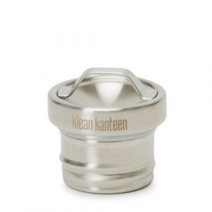 Klean Kanteen All Stainless Loop Cap Brushed For Kanteen Classic - Steel - Taille One Size