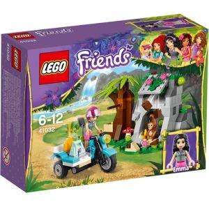 Lego 41032 - Friends : La moto de secours de la jungle