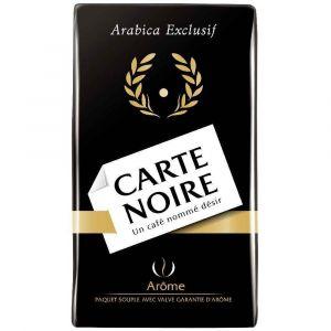 Carte Noire Café moulu arabica exclusif - Le paquet de 250g