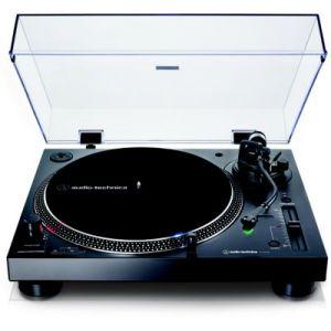 Audio Technica Platine vinyle ATLP120XUSBBK