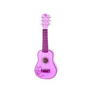 Guitare en bois rose enfant 53 cm