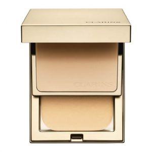 Clarins Everlasting Compact 108 Sand - Fond de teint haute tenue & Confort SPF 9