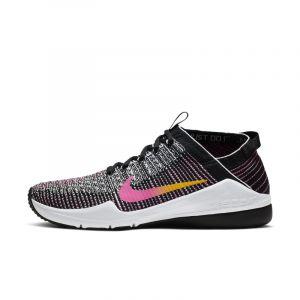 Nike Chaussure de training, boxe et fitness Air Zoom Fearless Flyknit 2 pour Femme - Noir - Couleur Noir - Taille 38.5