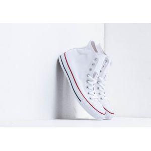 Converse Chuck Taylor All Star Hi toile Homme-45-Blanc