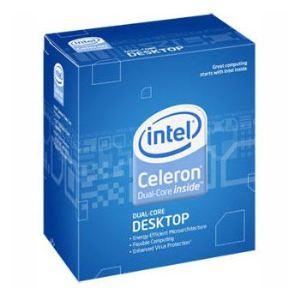Intel Celeron G1620 (2.7 GHz) - Socket LGA1155